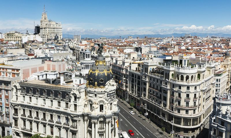 Hébergement pour groupes à Madrid