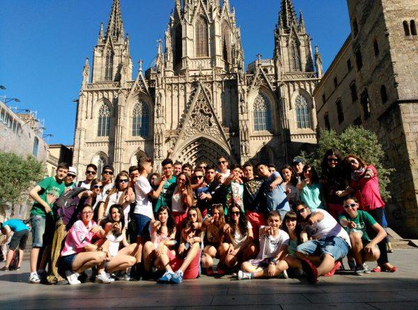 Comment organiser le voyage scolaire à Barcelone?