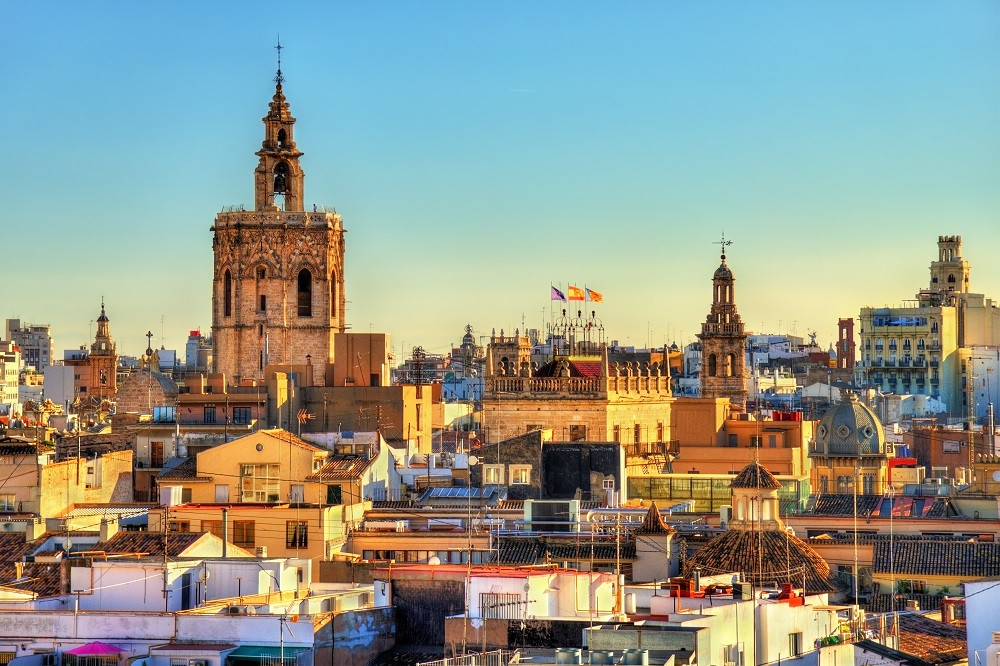 Viaje escolar a Valencia Etheria Trips