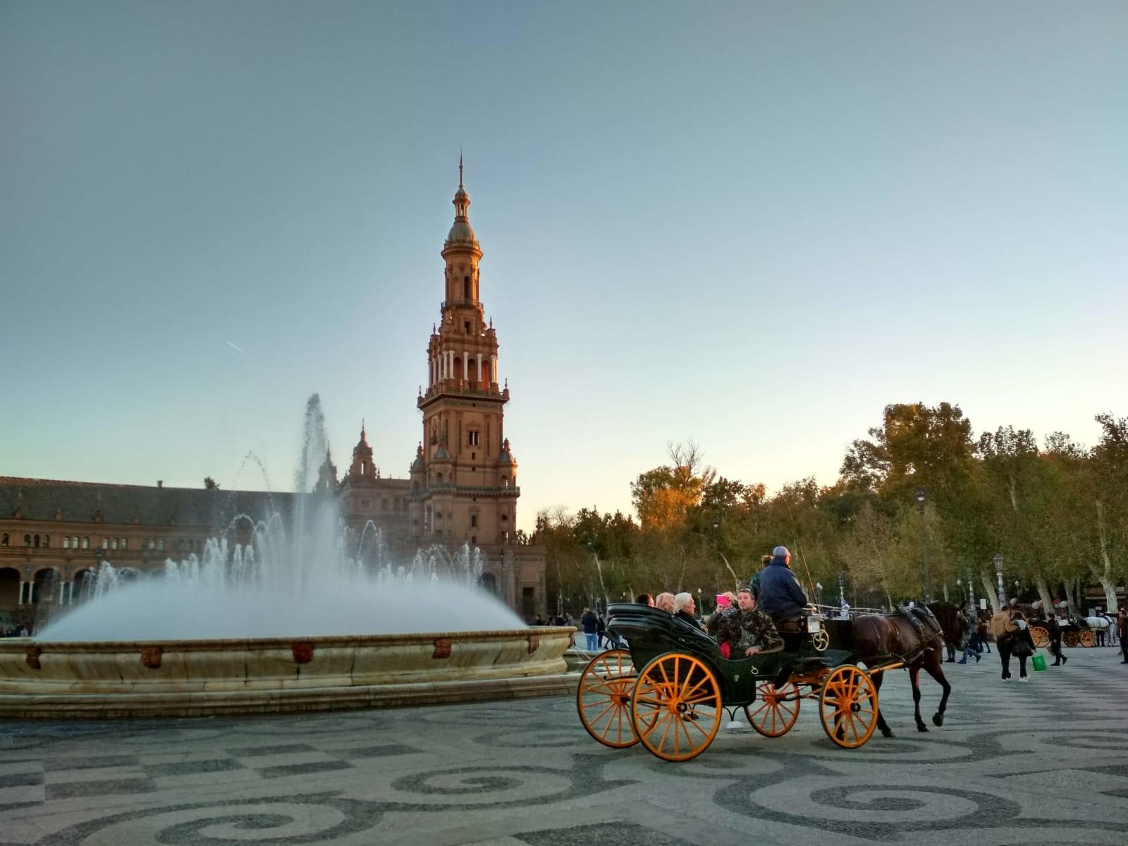 Viaje escolar a Sevilla Etheria Trips
