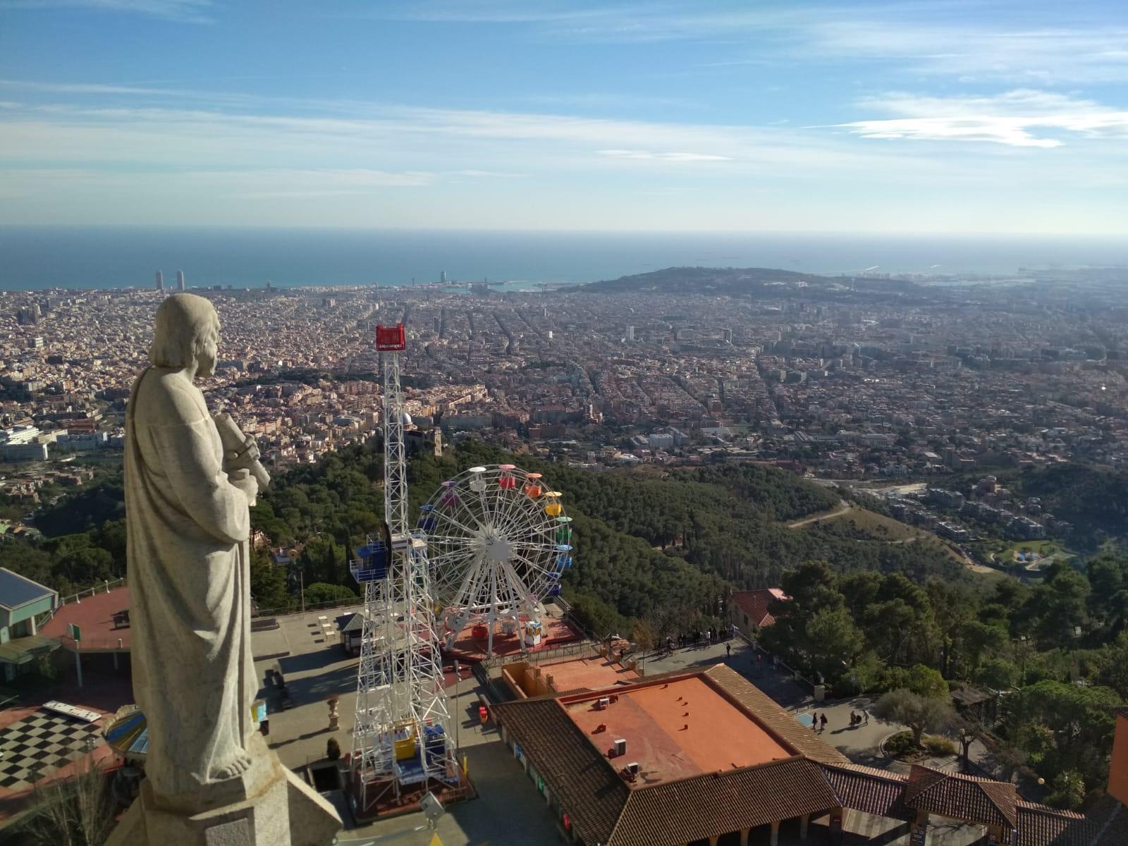 Viaje escolar a Barcelona Etheria Trips