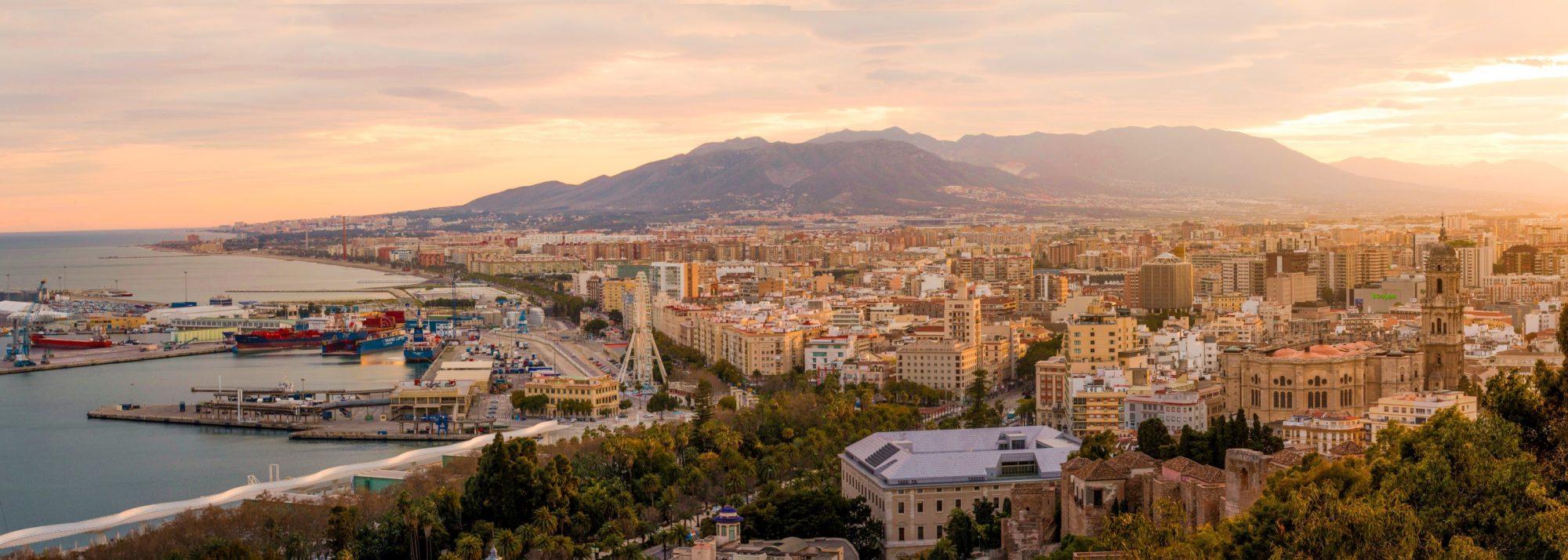 Viaje escolar a Málaga Etheria Trips