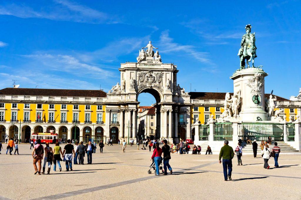 organizar un viaje de fin de curso a Lisboa