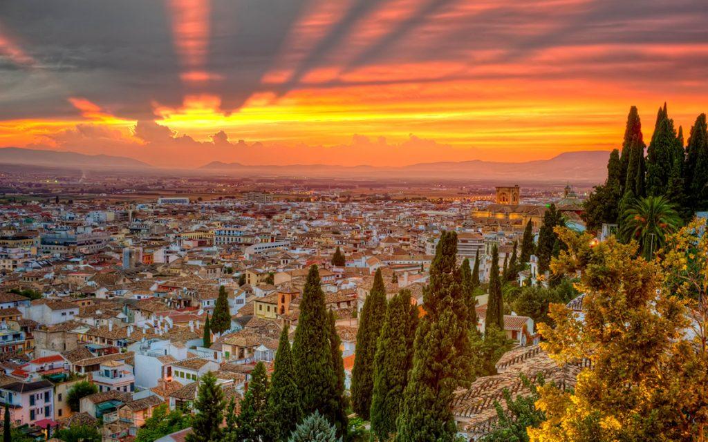 Qué hacer en un viaje escolar a Granada