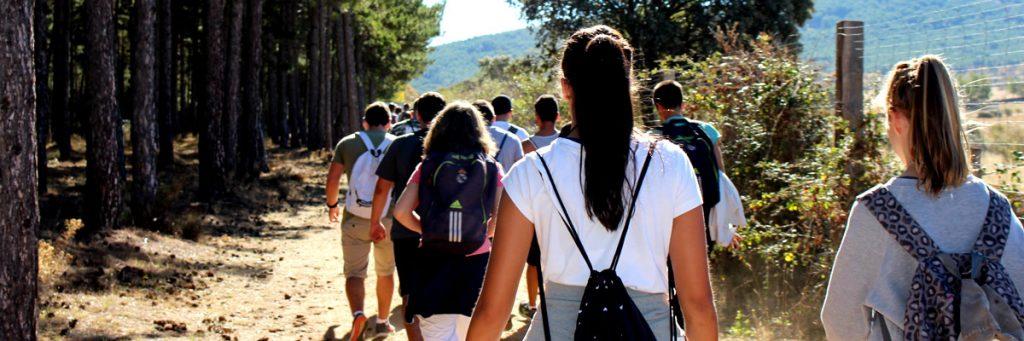 Qué lugares visitar en un viaje escolar Ávila