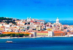 alojamiento para un viaje de fin de curso a Lisboa