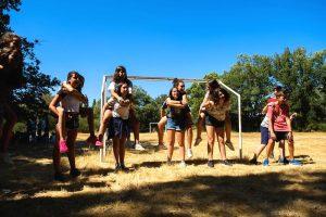 campamentos de verano de multiaventura