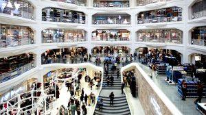 día de compras por Madrid