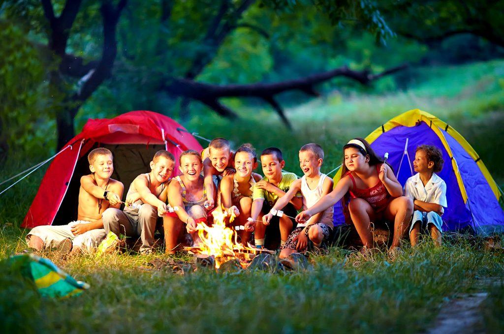 elegir campamentos vacacionales