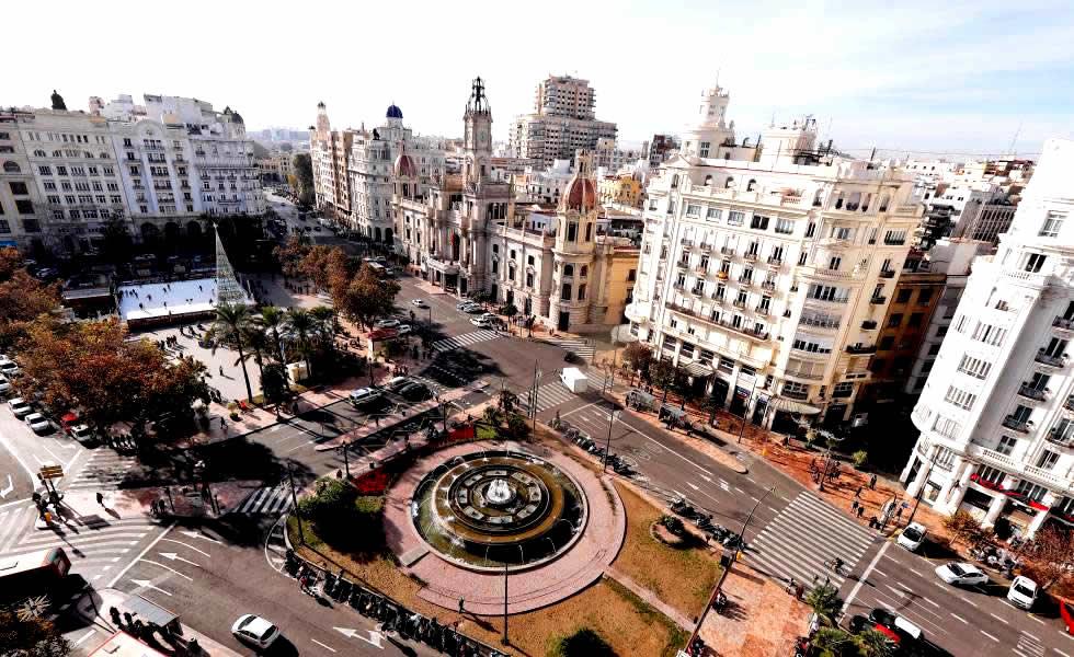 lugares a visitar en Valencia