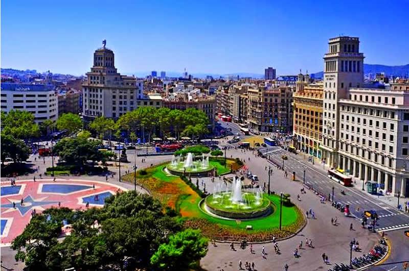 viaje escolar a Barcelona