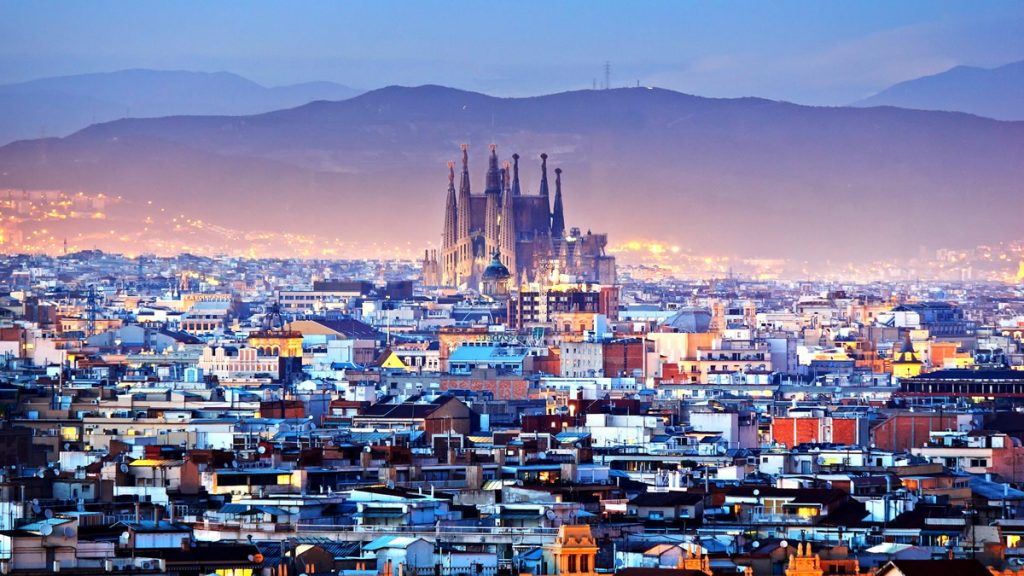 visitar Barcelona en un viaje de fin de curso